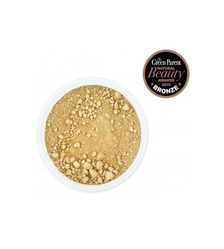 Warm Mineral Foundation