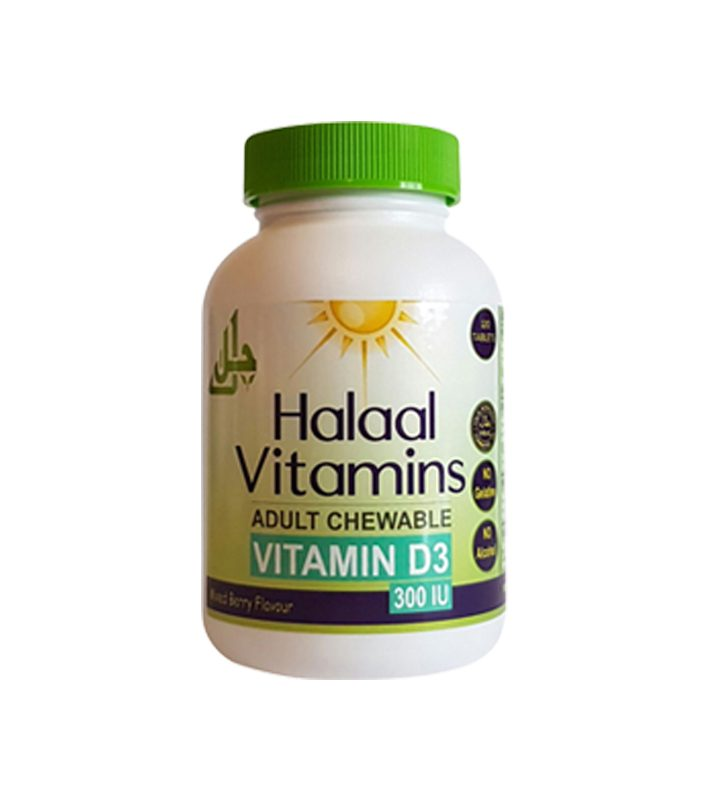 Adult Chewable Vitamin D3