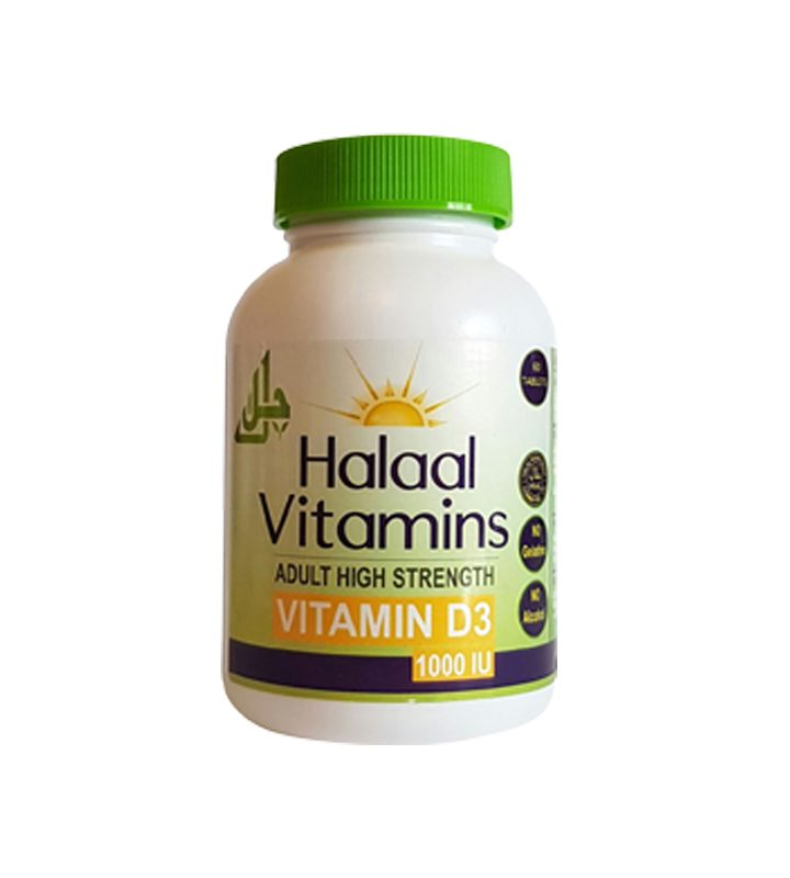 Adult High Strength Vitamin D3