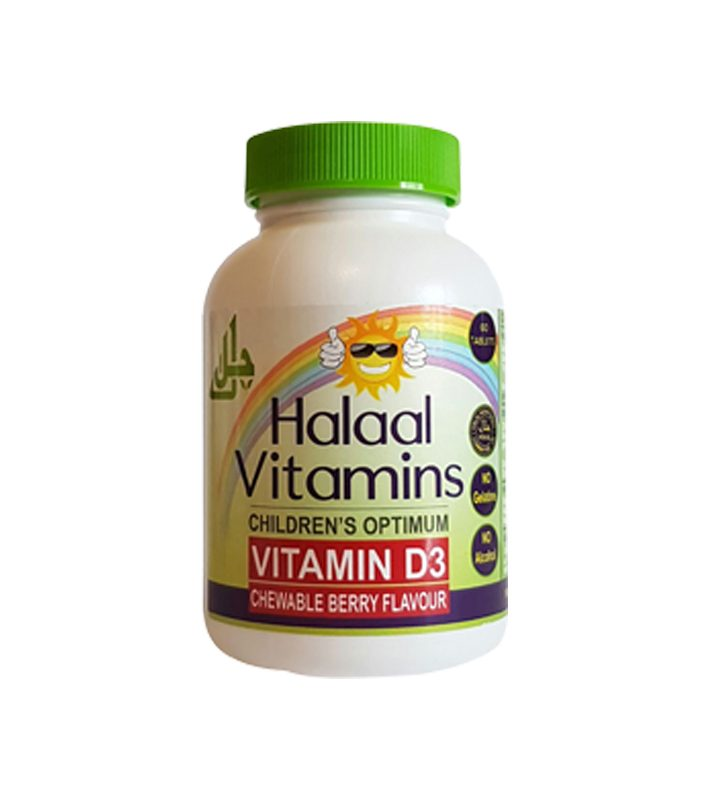 Childrens Optimum Vitamin D3