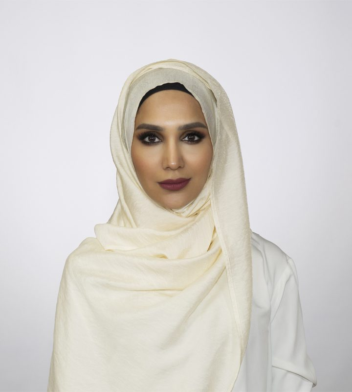 HS90-1194-Cream Crushed Shimmer Hoojab