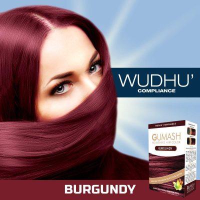 gumash hair dye